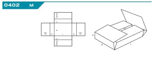 0402-Katlanabilir-Tip-Kutular