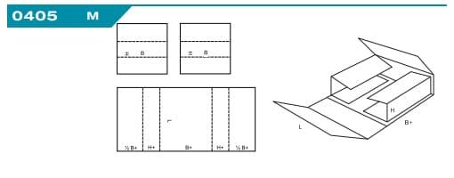 0405-Katlanabilir-Tip-Kutular